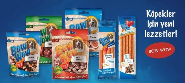 BowWow Köpek Ödülleri Yeni Ürün