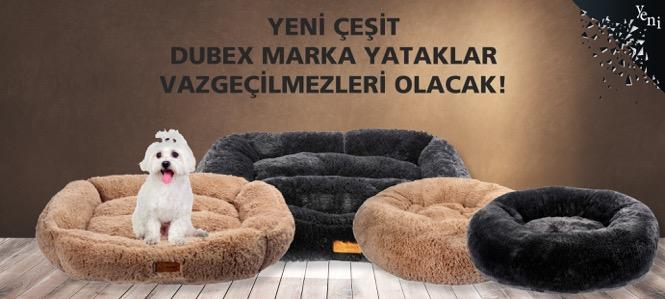Dubex Marka Kedi ve Köpek yatakları