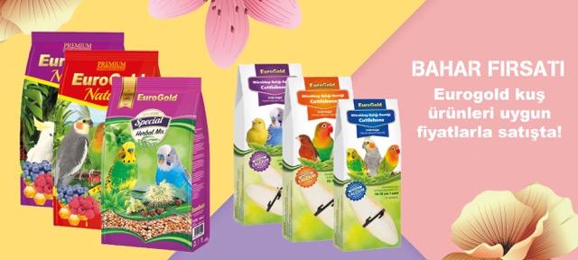 EuroGold Kuş Ürünleri