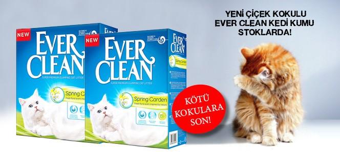 Ever Clean Çiçek Kokulu Kedi Kumu