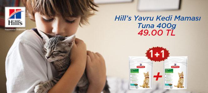 Hills Yavru Kedi maması 400 Gr Hediyeli
