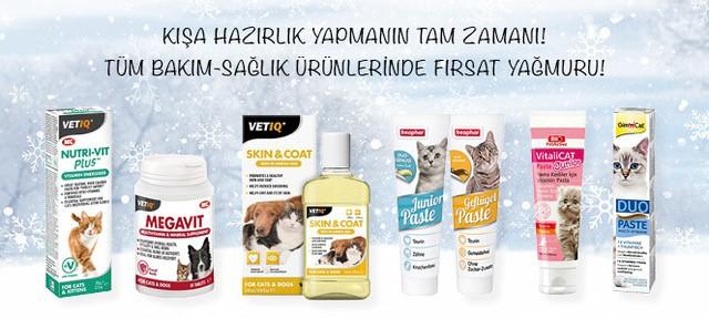 Kedi - Köpek İçin Bakım Sağlık Kampanyası