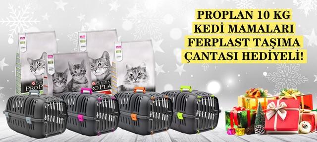 Proplan Kedi Mamaları Taşıma Çantası Hediyeli