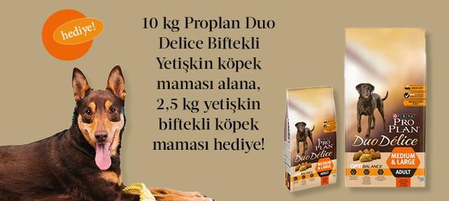 Proplan 10 Kg Köpek Maması 2 Kg Hediyeli