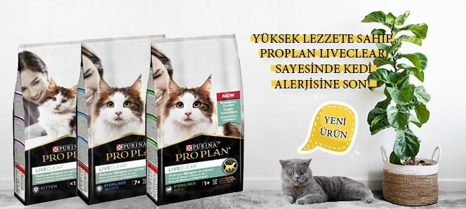 Proplan LiveClear Kedi Mamaları