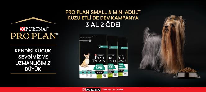 Proplan Small Mini Kuzu Etli Promosyon