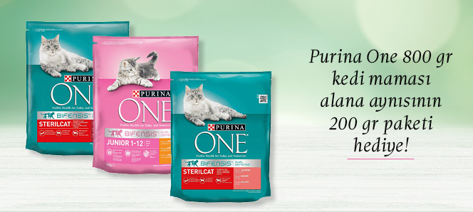 Purina One 800 Gr Mama Hediyeli