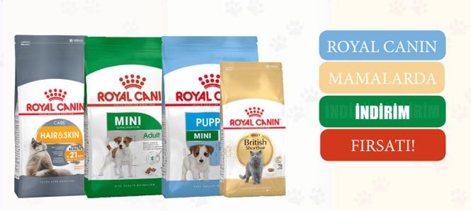 Royal Canin Mamalarda İndirim Fırsatı