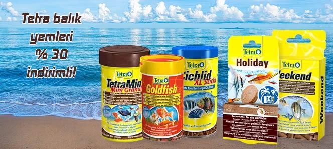 Tetra Balık Yemleri 30 İndirimli