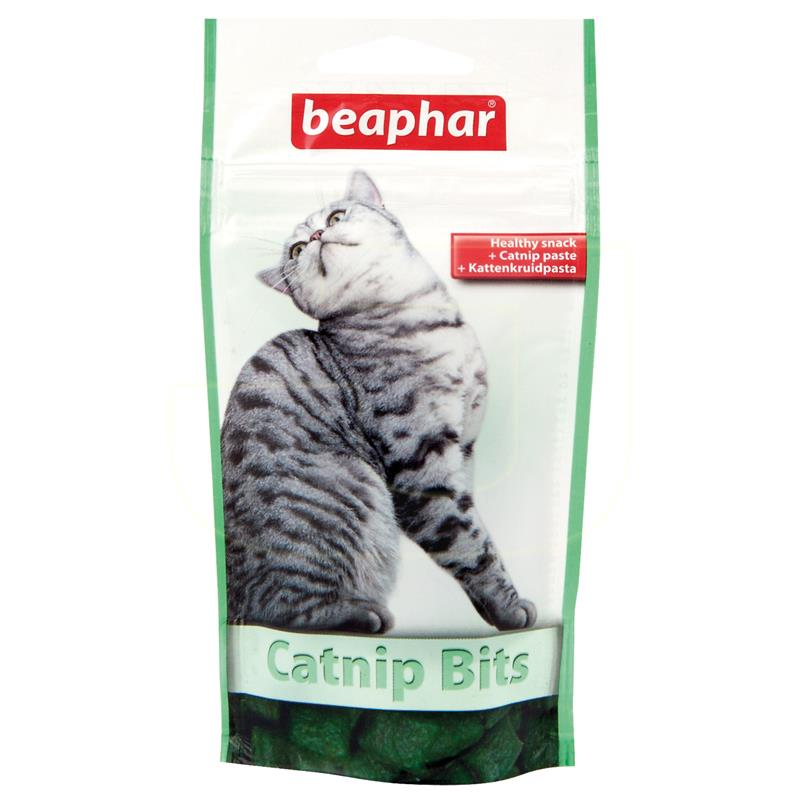 Beaphar Catnip Bits Catnipli Kedi Ödülü 35 gr | 14,64 TL