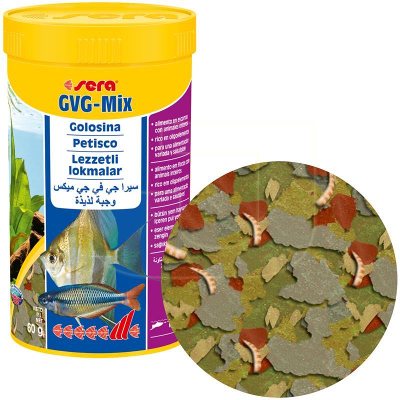 Sera Gvg-Mix Pul Balık Yemi 250 ml | 44,47 TL
