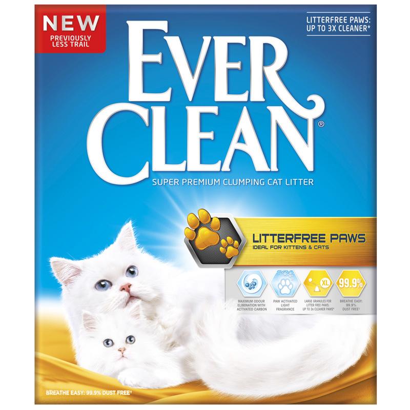 Ever Clean Litterfree Patiye Yapışmayan Topaklaşan Kedi Kumu 6 Litre | 92,42 TL