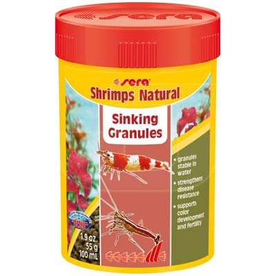 Sera Shrimps Natural Karides Yemi 100 ml | 32,47 TL