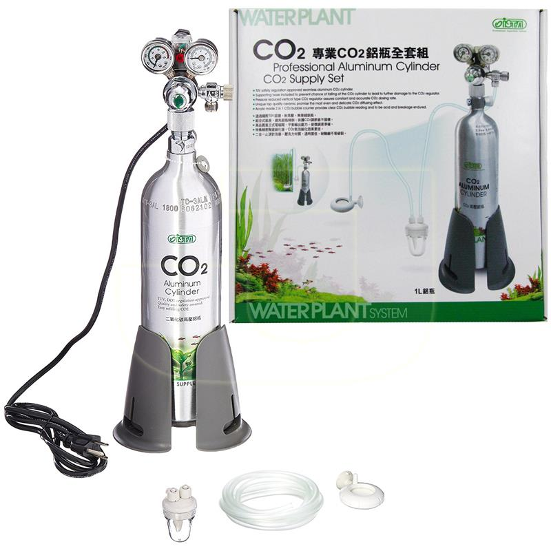 İsta CO2 Professional Supply Set | 972,61 TL