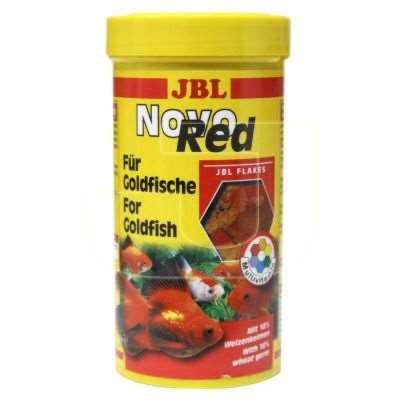 JBL Novo Red Flakes Japon Bal�k Yemi  250 ml | 12,78 TL
