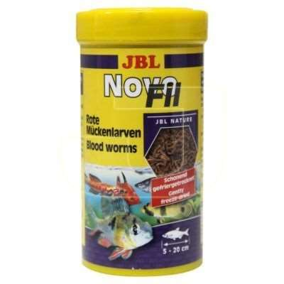 JBL Novo Fil Blood Worms Kan Kurdu  250 ml | 46,33 TL