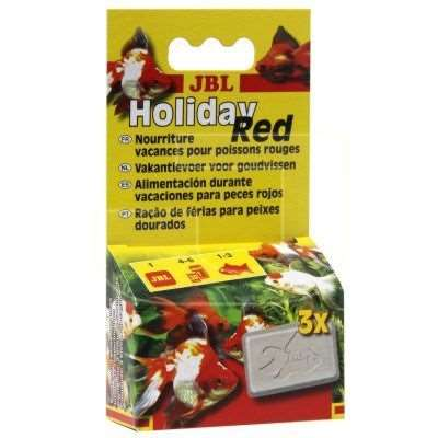 JBL Holiday Red Food Tatil Yemi 3 Tablet | 7,82 TL