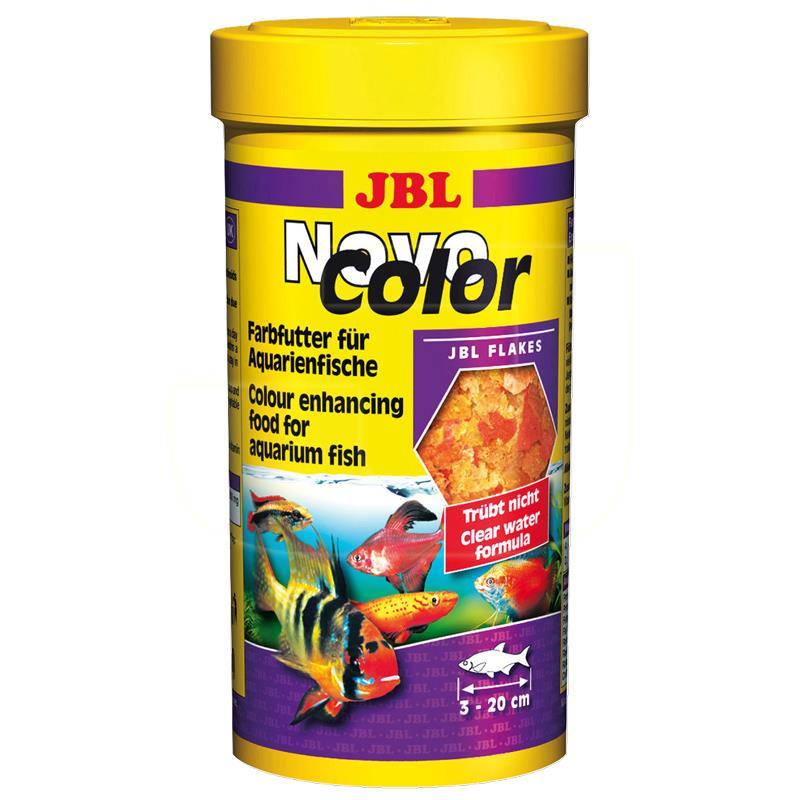 JBL Novo Color Flakes Renklendirici Pul Balık Yemi 100 ml | 23,63 TL
