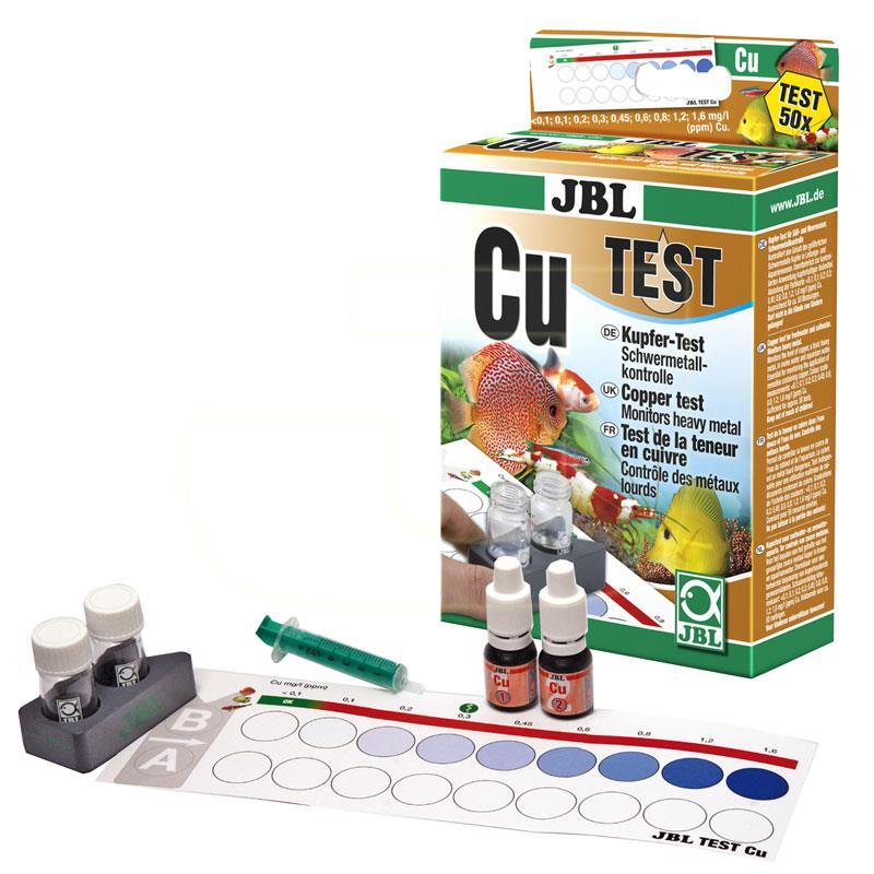 JBL Cu Akvaryum Bakır Testi 20 ml   107,10 TL