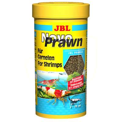 JBL Novo Prawn Perls Karides Yemi 250 ml | 27,41 TL