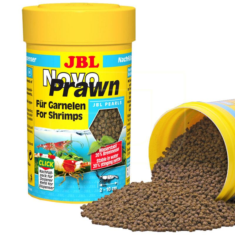 JBL Novo Prawn Perls Karides Yemi 250 ml | 41,58 TL