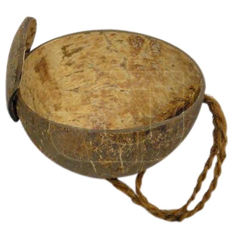 Coconut Doğal Hindistan Cevizi Yem Kabı 12 cm | 16,86 TL