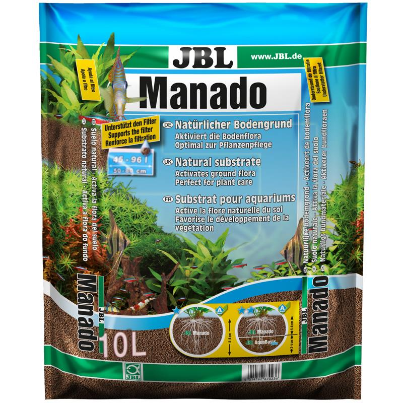 JBL Manado Akvaryum Bitki Kumu 10 Litre   133,97 TL