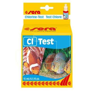 Sera Klor (Cl) Testi  15 ml | 24,75 TL