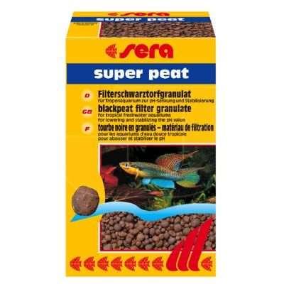 Sera Super Peat Torf Filtre Malzemesi 500 Gr | 77,54 TL