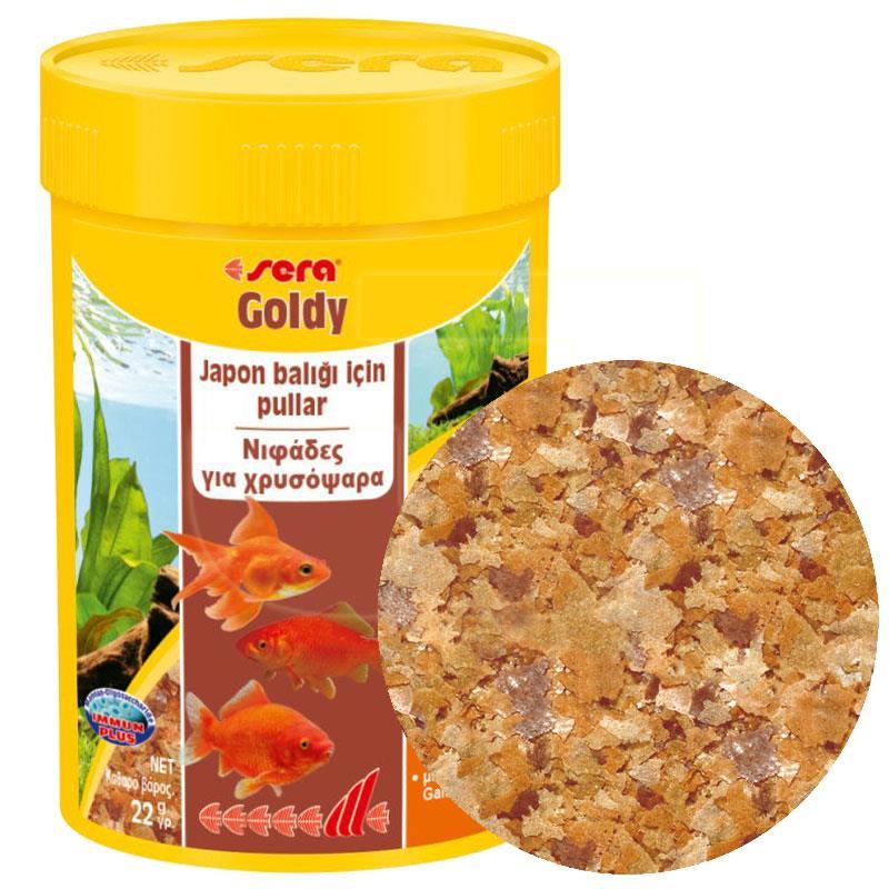 Sera Goldy Japon Balık Yemi 100 ml | 17,50 TL