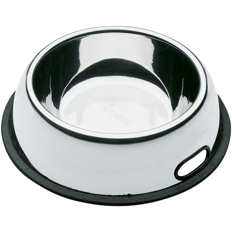 Ferplast Nova Köpekler İçin Çelik Mama Kabı 500 ml | 65,65 TL