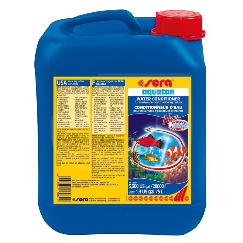 Sera Aquatan Akvaryum Su Düzenleyici 5000 ml | 616,10 TL