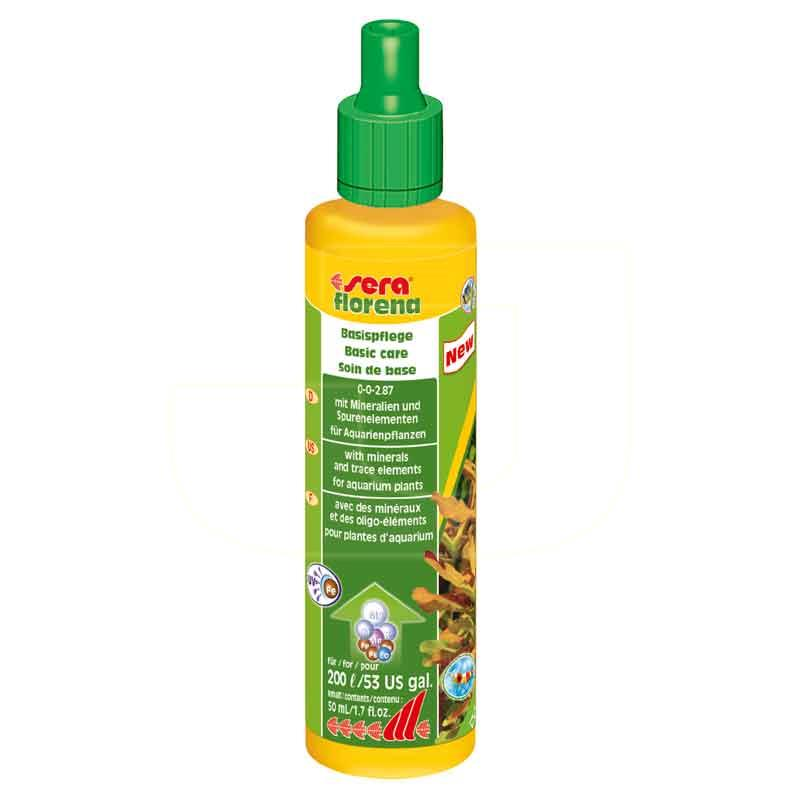 Sera Florena Akvaryum Sıvı Bitki Gübresi 50 ml | 22,91 TL