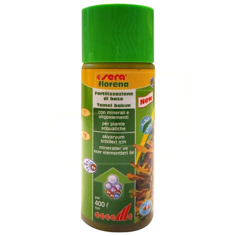 Sera Florena Akvaryum Sıvı Bitki Gübresi 100 ml | 45,80 TL