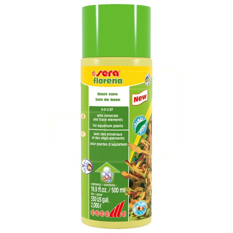 Sera Florena Akvaryum Sıvı Bitki Gübresi 500 ml | 146,12 TL