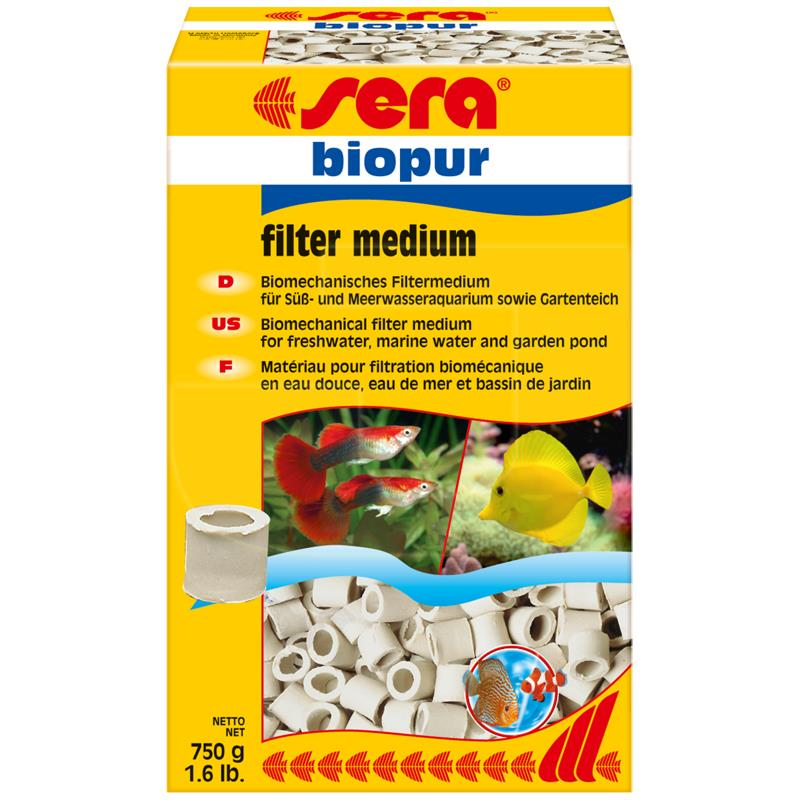 Sera Biopur Seramik Filtre Malzemesi 750 gr | 74,45 TL