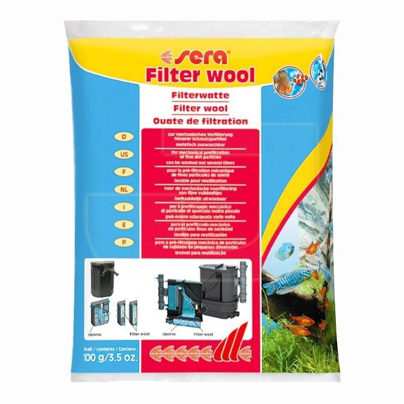 Sera Filtre Elyafı 100 gr | 21,52 TL