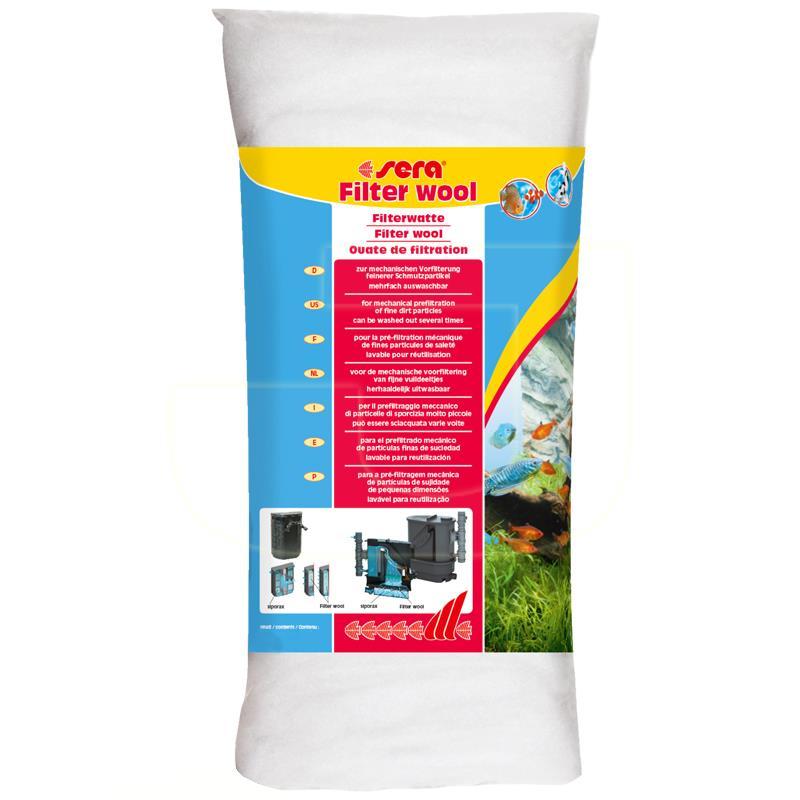 Sera Akvaryum Filtre Elyafı 250 gr | 68,83 TL
