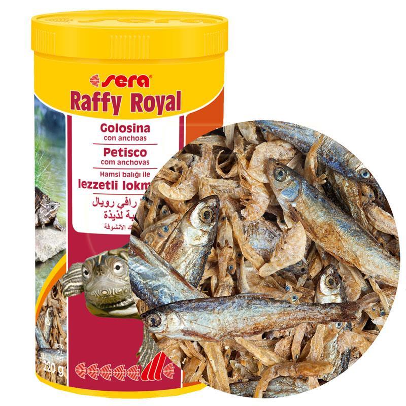 Sera Raffy Royal Kaplumbağa Balık Ve Sürüngen Yemi 1000 ml | 120,81 TL