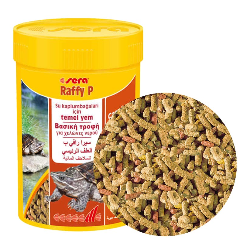 Sera Raffy P Stick İguana Ve Kaplumbağa Yemi 100 ml | 20,82 TL