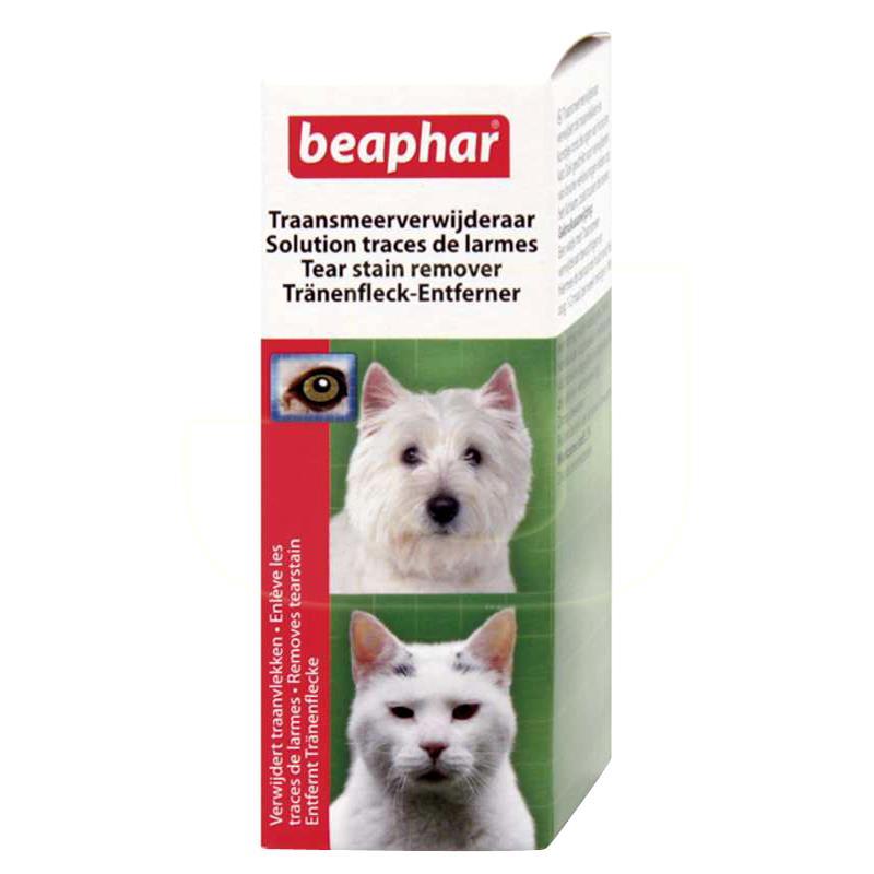 Beaphar Kedi Ve Köpek Gözyaşı Lekesi Temizleme Losyonu 50 ml | 62,01 TL