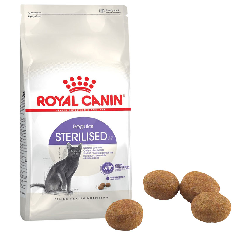 Royal Canin Sterilised 37 Kısırlaştırılmış Kedi Maması 15 Kg   576,79 TL