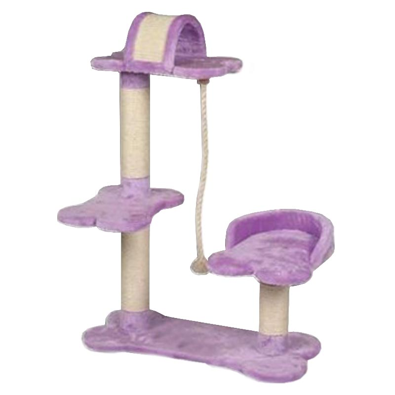 Fop Kedi Tırmalama Seti Oturma Tablalı Ve Sisal Tırmalamalı 102 cm | 345,78 TL