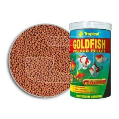 Tropical Goldfish Colour Pellet Balık Yemi 250 ml | 12,31 TL