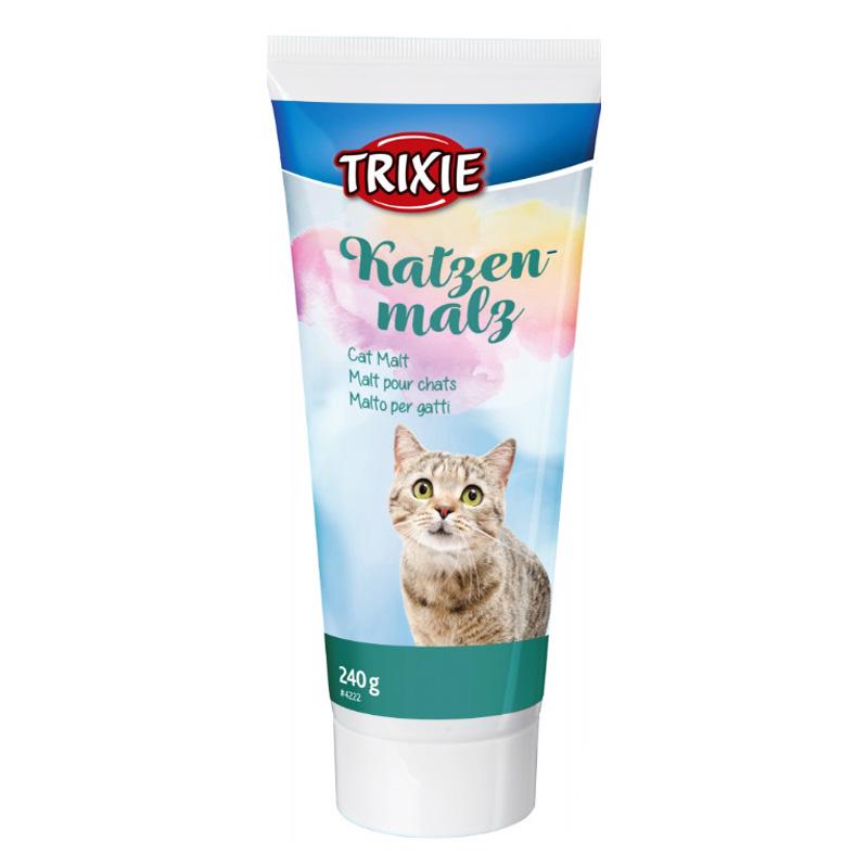 Trixie Tüy Yumağı Önleyen Kedi Malt Macunu 240 gr | 88,50 TL