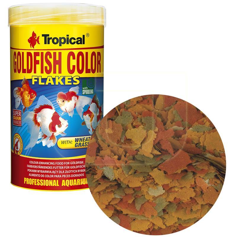 Tropical Goldfish Colour Pul Japon Balık Yemi 100 ml | 12,56 TL