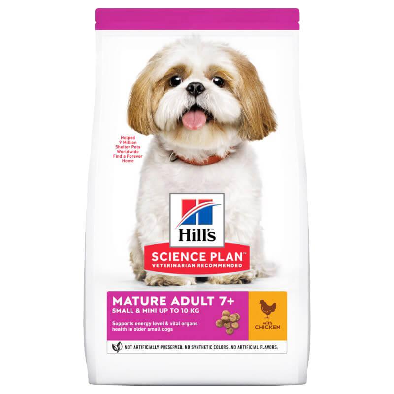 Hills Tavuklu Küçük Mini Irk Yaşlı Köpek Maması 1,5 Kg   126,00 TL