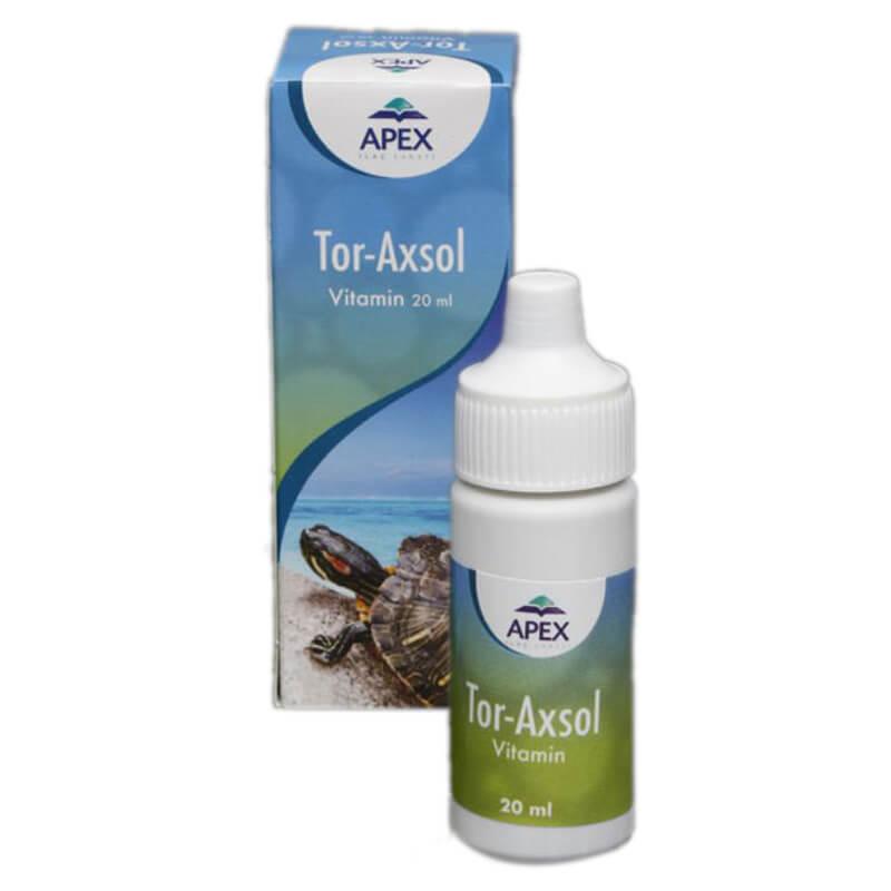 Apex Tor-Axsol Kaplumbağa Ve İguana Vitamini 20 ml | 4,90 TL