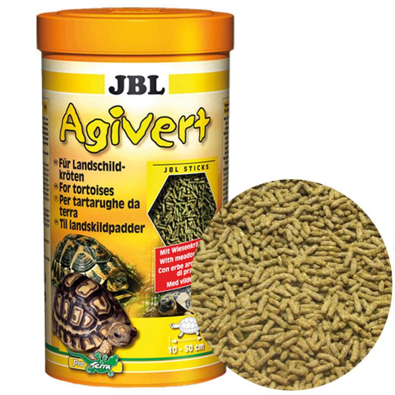 JBL Agivert Kaplumbağa Yemi 1 Litre | 87,34 TL