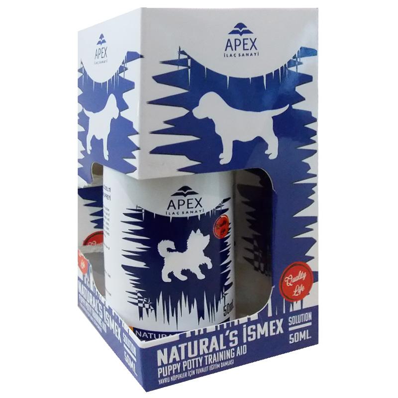 Apex Naturals Köpek Tuvalet Eğitim Damlası 50 ml | 8,21 TL
